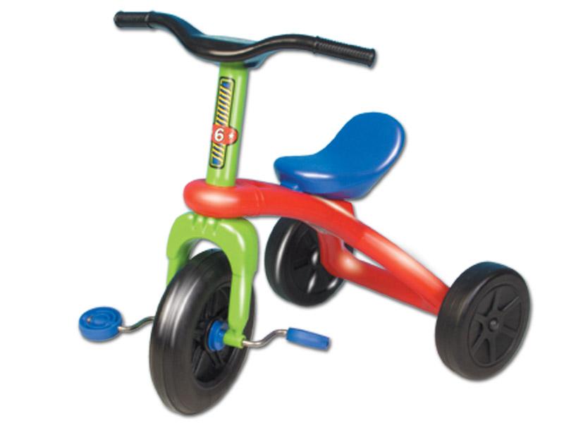 Детский трехколесный велосипед Веларти Вело-лайт станет любимым